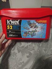 K'Nex Imagine 52 Model Building Set - 13465 Toy Construction Engineering Kids