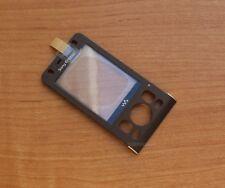 ORIGINALE Sony Ericsson w910i front cover (nuovo, bronzo, 1203-0255)