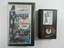 "BETA TAPE ""A Christmas Carol"" 1951 VIC Betamax Alistair Sim CHARLES DICKENS"