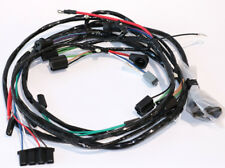 1966 Impala Front Light Wiring Harness - V8 With Warning Lights U.S. Made New
