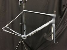 2018 Cannondale Synapse Disc Frameset -  New - 56cm, Charcoal/Silver