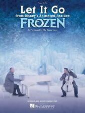 Let It Go from Frozen Sheet Music with Vivaldi's Winter from Four Seas 000129008