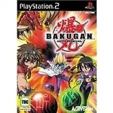 Bakugan: Battle Brawlers (Sony PlayStation 2, 2009) - European Version