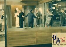 JACQUES TATI  PLAYTIME  1967 VINTAGE LOBBY CARD #1