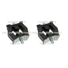 BMW E38 E39 E46 E85 E86 E89 Exhaust Hanger Front Set Of 2 Aftermarket