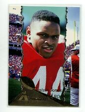 1994 Pinnacle #195 Calvin Jones Nebraska Cornhuskers Rookie