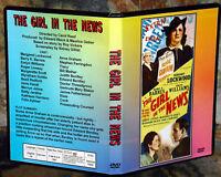 THE GIRL IN THE NEWS - DVD - Margaret Lockwood