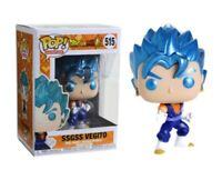 Dragon ball z master ssgss vegito funko pop figure figura anime manga vinyl