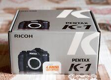 Pentax K1 Gehäuse / Body schwarz Neuware  K-1