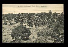 East Africa MOMBASSA Frere Town religion C M S Settlement PPC used 1912