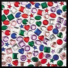 25 Jewels Self-Adhesive Plastic 1/2