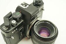 SLR Praktica BCA electronic + Prakticar 1,8 / 50 mm MC technisch optisch OK