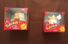 TOGEPI and Psyduck Pokemon Action/Motion Figure-Rare Collectibles/in Box-Hasbro