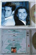 THOMAS ANDERS & GLENN MEDEIROS Standing Alone .. 1992 Polydor Maxi CD TOP