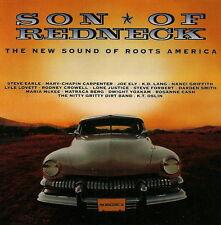 Rodney Crowell/kd lang/Steve Earle/Joe Ely, etc: Son Of Redneck - CD (1991)