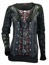 SPIRAL DIRECT GOTHESS WRAP Allover Baggy LADIES Top/Gothic/Elegance/Corset