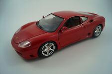 Bburago Burago Modellauto 1:18 Ferrari 360 modena 1999