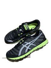 ASICS Gel Zaraca 2 T3A4N Mens Green Black Athletic Running Sneakers Shoes 12 M