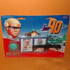 VINTAGE 1994 VIVID IMAGINATIONS JOE 90 SPECIAL AGENT KIT MOC CARDED RARE