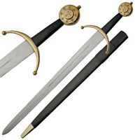 Collectible Sword Knights Medieval War Sword - Knights Medieval War Sword