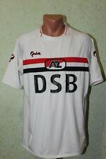 AZ Alkmaar Holland Football Shirt Jersey Camiseta Soccer 2009 2010 Away Size L