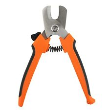7-1/4� Stainless Steel Cable Cutter Shears