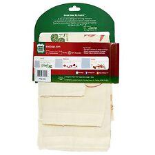 ECOBAGS®Set of 3 Printed Cotton Produce & Bulk Bags Set