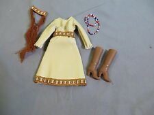 Vintage 1970 Mego Cher Outfit Cherokee Designer Collection Bob Mackie