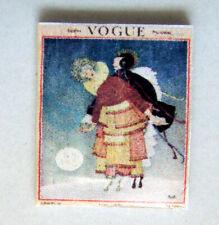 Dollshouse Miniature Book - Vogue