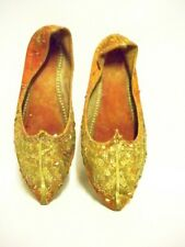 Antique Arabic/Indian Ladies Slippers/Shoes  c 1930s