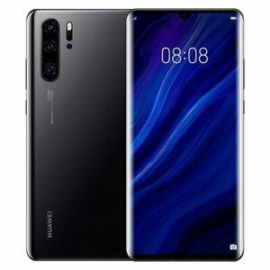 Huawei P30 Pro 4G 128GB 6GB RAM HW-02L Black Kirin 980 Single Sim Phone By FedEx