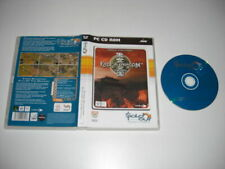 THREE KINGDOMS - Fate Of The Dragon Pc Cd Rom SO - Tested