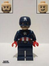 Lego Marvel Captain America Set 76168