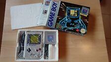 Nintendo Game boy MATTEL full Boxed Tetris Cavo Link Da Collezione