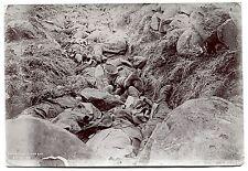 Photo Boer War South Africa 1899/1902 - Battlefield Spion Kop 24/02/00 -