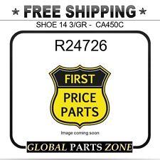 R24726 - SHOE 14 3/GR -  CA450C  for J.I.CASE