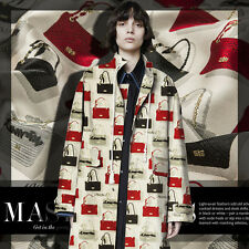 Retro jacquard couture fashion fabric, noble palace style, bags pattern,yardage