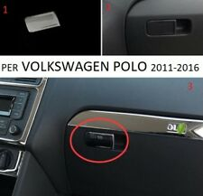 Mascherina cromata per maniglia della porta per Polo 2011-2016 accessori esterni per auto