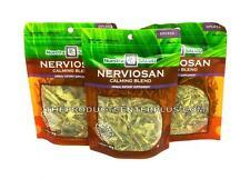 Nerviosan Calming blend Tea Herbal Infusion Value Pack (120g) herb