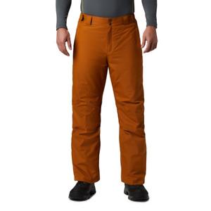 Columbia Men's Bugaboo IV Ski Snowboard Pants Omni Tech Amber New 2XL $130