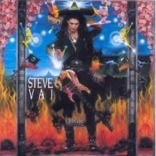 """STEVE VAI """"PASSION AND WARFARE"""" CD NEW+"""