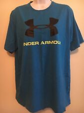 Under Armour Men's Loose Fit T shirt. Size Large. In Euc!