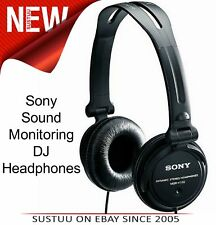 Sony MDR-V150 Cuffie Dj per Ipod/Iphone / Ipad / MP3 Android & Smartphone Nero