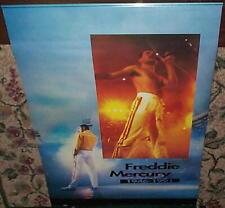 Freddie Mercury Queen Vintage Memorial Poster