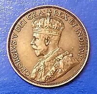 1912 CANADA LARGE CENT PENNY 1 CENT HIGH GRADE !