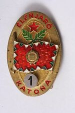Hungary Hungarian Badge Award Advanced Front Soldier Class 1 Communist Medal