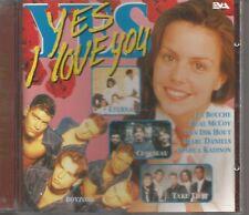RARE DUTCH CD YES I LOVE YOU EVA 1995 TAKE THAT ETERNAL BOYZONE REAL MCCOY ++