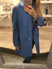 Cappotto Annie P Tg 42 Turchese