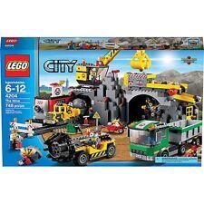 LEGO City 4204: The Mine LEGO 4204 RETIRED NEW