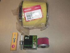 OEM Honda Air Filter Cleaner Tune up kit TRX350 TRX 350 Fourtrax Rancher ES 4x4